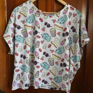 ASOS t shirt Large